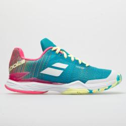 Babolat Jet Mach II Women's Tennis Shoes Capri Breeze/Pink