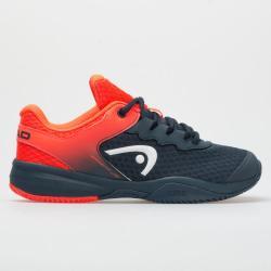 HEAD Sprint 3.0 Junior Midnight Navy/Neon Red Junior Tennis Shoes