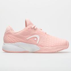 HEAD Revolt Pro 3.0 Clay Women's Tennis Shoes Rose/White