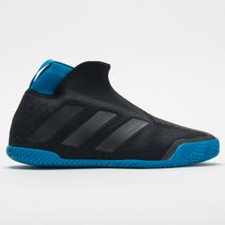 adidas Stycon Primeblue Women's Tennis Shoes Core Black/Night Metallic/Blue