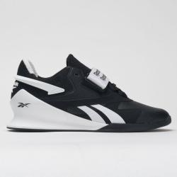 Reebok Legacy Lifter II Men's Training Shoes Black/White/True Grey