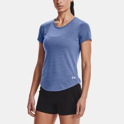 Under Armour Streaker Run Short Sleeve Women's Running Apparel Mineral Blue