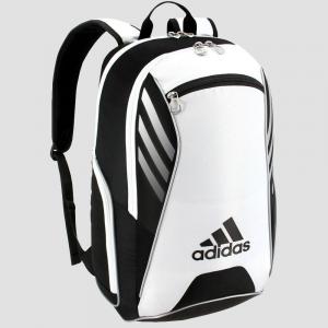 adidas Tour Team Backpack Black/White/Silver Tennis Bags