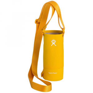 Hydro Flask Tag Along Standard Bottle Sling Hydration Belts & Water Bottles Golden Rod