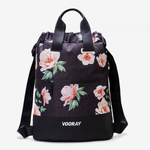 Vooray Fashion Fanny Pack Sport Bags Rose Black