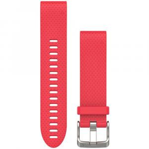 Garmin fenix 5s 20mm QuickFit Silicone Band HRM, GPS, Sport Watch Accessories Azalea Pink