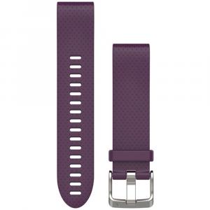 Garmin fenix 5s 20mm QuickFit Silicone Band HRM, GPS, Sport Watch Accessories Amethyst Purple