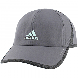adidas SuperLite Cap Women's Hats & Headwear Onix/Dark Grey Heather/Fresh Green