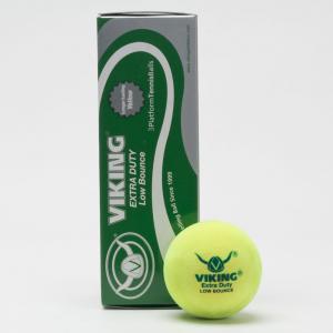 Viking Platform Low Bounce Balls 1 SLEEVE Platform Tennis Balls