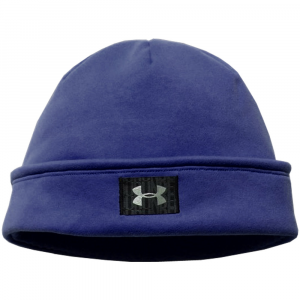Under Armour Coldgear Infrared Fleece Beanie Women's Hats & Headwear Europa Purple/Reflective