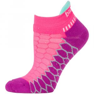 Balega Silver No Show Socks Spring 2018 Socks Watermelon/Pinkberry