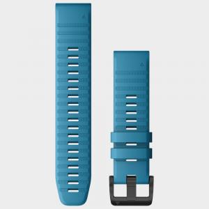 Garmin fenix 5 22mm QuickFit Silicone Band HRM, GPS, Sport Watch Accessories Cirrus Blue