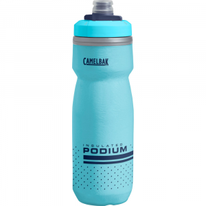 Camelbak Podium Chill 21oz Bottle Hydration Belts & Water Bottles Lake Blue