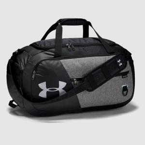 Under Armour Undeniable Duffle 4.0 Small Sport Bags Graphite/Medium Heather/Black