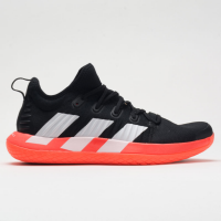 adidas Stabil Next Gen Men's Indoor, Squash, Racquetball Shoes Core Black/White/Solar Red