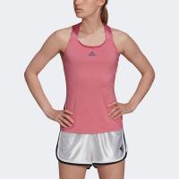 adidas Gameset Y-Tank Women's Tennis Apparel Rose Tone/Black