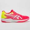 ASICS Solution Speed FF Clay Women's Tennis Shoes Laster Pink/White