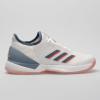adidas adizero Ubersonic 3 Women's Tennis Shoes White/Tech Ink/True Orange