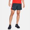"""Under Armour Qualifier Speedpocket 7"""" Shorts Men's Running Apparel Wire/Beta Red"""