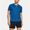 Under Armour Qualifier Short Sleeve Men's Running Apparel Teal Vibe