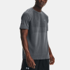 "Under Armour Launch SW 7"" Shorts Men's Running Apparel Pitch Gray/Black"