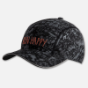 Brooks Run Happy Chaser Cap Hats & Headwear Black Marble/Rose Gold