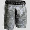 "2UNDR Gear Shift 9"" Boxer Briefs Prints Running Apparel Urban Camo"