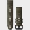 Garmin QuickFit 22mm Silicone Band HRM, GPS, Sport Watch Accessories Dark Sandstone