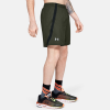 "Under Armour Launch SW 7"" Shorts Men's Running Apparel Baroque Green/Black"