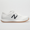 New Balance 696v4 Women's Indoor, Squash, Racquetball Shoes White/Navy/Gum