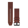Garmin QuickFit 22mm Leather Band HRM, GPS, Sport Watch Accessories Brown Leather