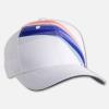 Brooks Discovery Trucker Hat Hats & Headwear White/Stripe