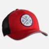 Brooks Discovery Trucker Hat Hats & Headwear Lava/Asphalt/Run