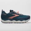 Brooks Caldera 4 Women's Trail Running Shoes Blue/Peacoat/Desert Flower
