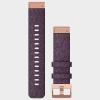 Garmin QuickFit 20mm Nylon Band HRM, GPS, Sport Watch Accessories Purple Horizon