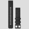 Garmin QuickFit 20mm Nylon Band HRM, GPS, Sport Watch Accessories Heather Black