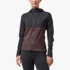 On Weather Jacket Women's Running Apparel Black/Pebble