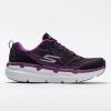 Skechers Max Cushioning Premier Women's Walking Shoes Black/Purple