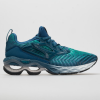 Mizuno Creation Waveknit 2 Women's Running Shoes Lapis/Moroccan Blue