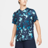 Nike Printed Skirt Summer 2020 Women's Tennis Apparel Obsidian/White