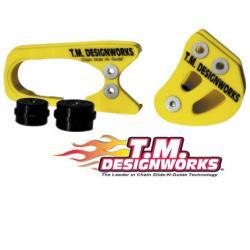 T.M. Designworks - ATV Chain Slide-N-Guide Kit (Stock Arms)