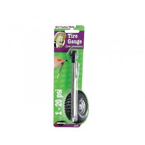 Slime - Low Pressure Tire Gauge 1-20 PSI