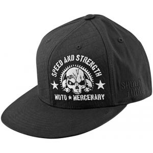 Speed and Strength - Moto Mercenary Hat