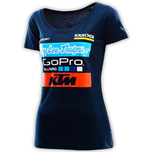 Troy Lee Designs - KTM Team Tee Shirt (Women)