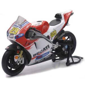New Ray Toys - 2015 Andrea Iannone Desmosedici Ducati 1:12 Scale