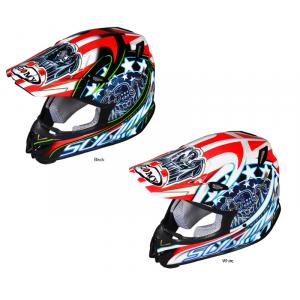 Suomy - MX Jump Eagle Helmet