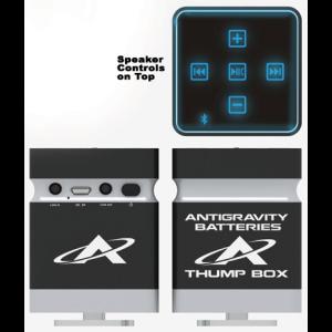Antigravity Batteries - Thump Box Bluetooth Speaker