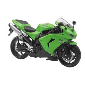New Ray Toys - Kawasaki ZX Motorcycle Replicas