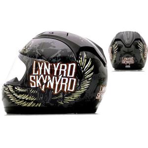 Rockhard - Lynyrd Skynyrd Wing Helmet