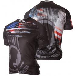 83 Sportswear POW-MIA Cycling Jersey